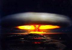 Una bomba de californio, arma nuclear de bolsillo