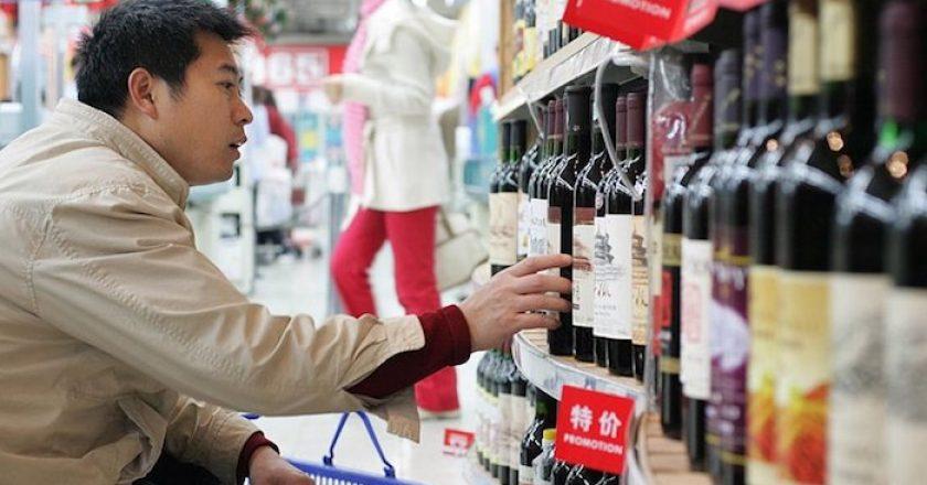 Los mayores bebedores de vino del mundo