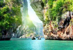 Tailandia, antigua y legendaria tierra de oro