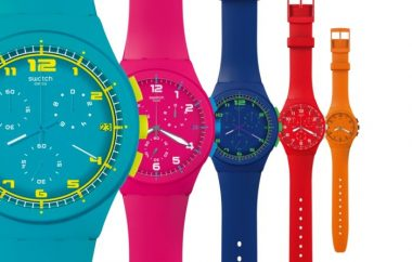 Los 10 relojes Swatch más caros del mundo