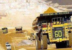 Las minas de cobre del Perú