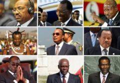 Los 10 peores dictadores del mundo