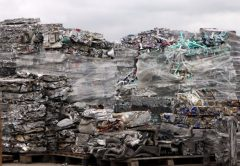Los 5 países exportadores de chatarra de aluminio más grandes del mundo