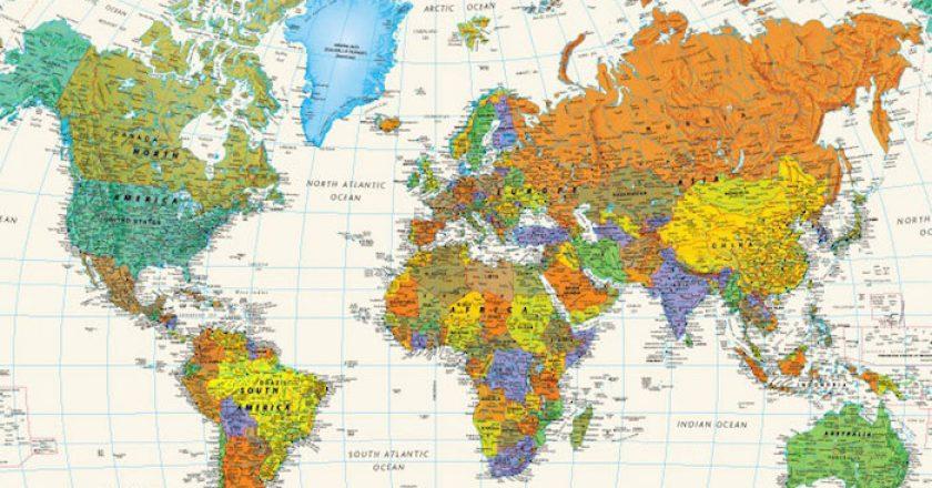Tungsteno: mapa de la producción mundial