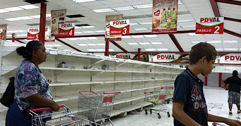 Había una vez en Venezuela, uno de los países más ricos del mundo