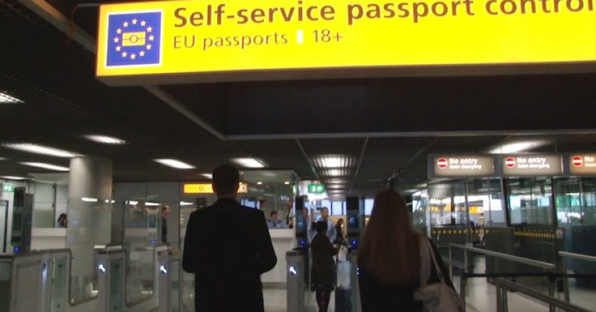 El mejor pasaporte en 2017?Es la de Alemania