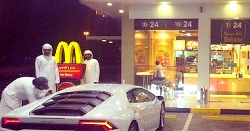 La buena vida de los niños ricos de Dubai