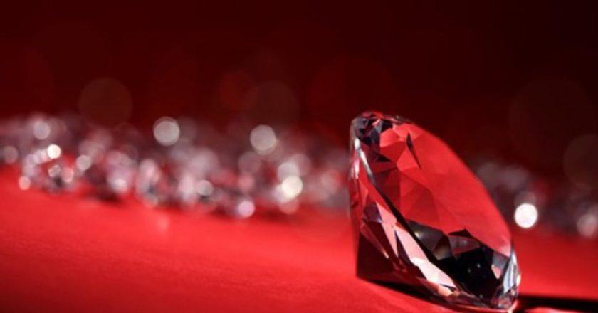 ¿La piedra más rara y preciosa del mundo? El diamante rojo