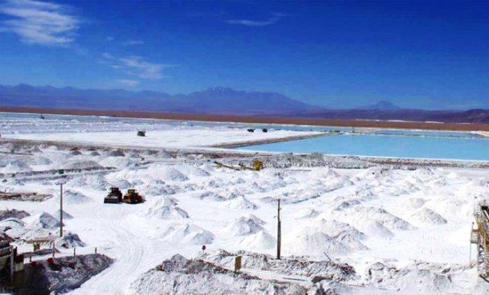 Las reservas de litio más grandes del mundo