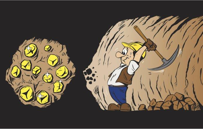 Las 10 compañías más grandes que extraen oro