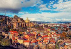 Georgia, un país donde reina el optimismo