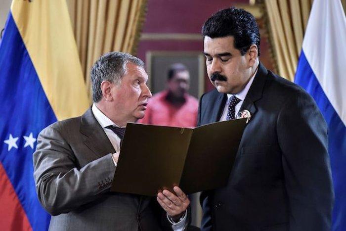 La presion de los acreedores se ajusta a Venezuela