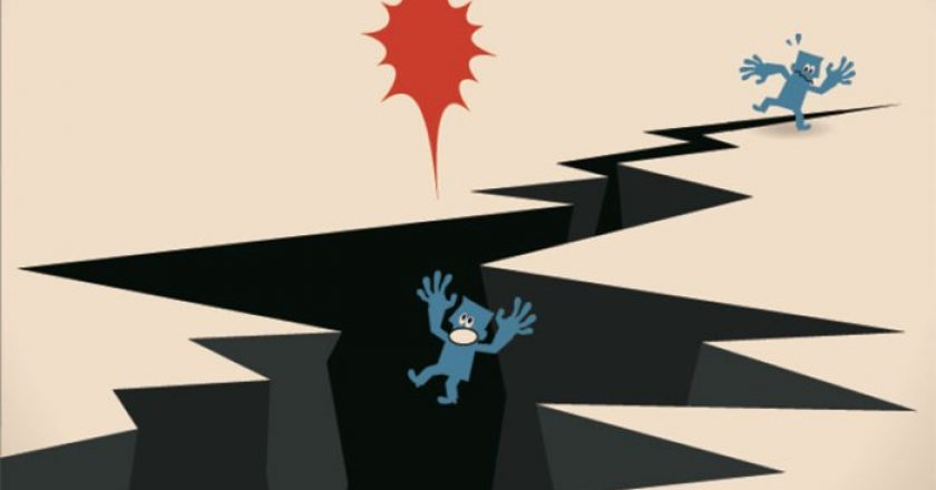 Todo está listo para la próxima crisis económica