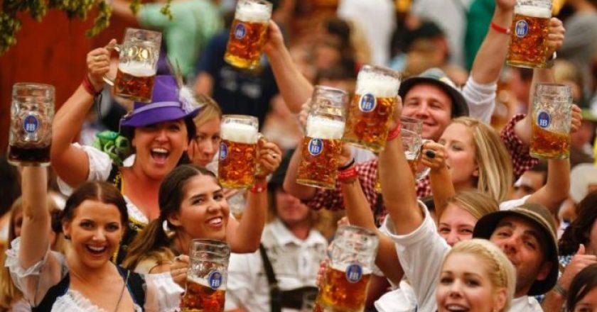 Los mayores bebedores de cerveza del mundo