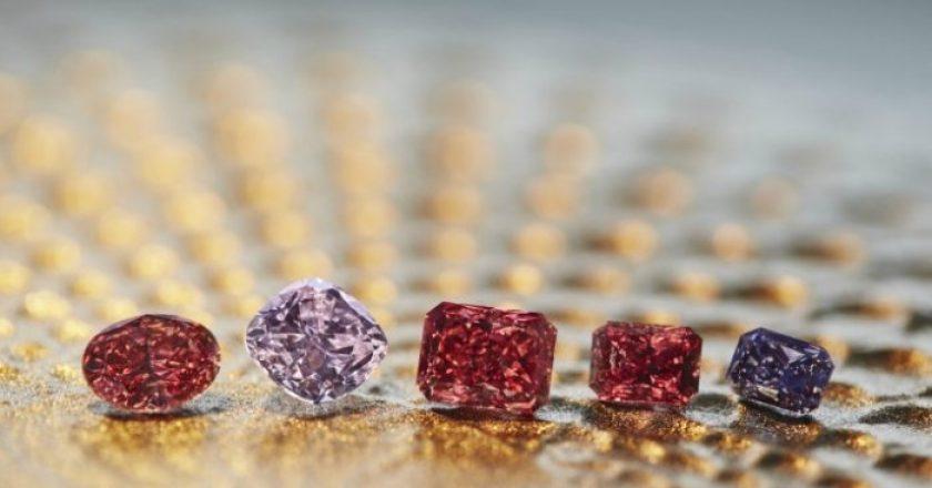 El gran diamante rosa de Rio Tinto está a la venta