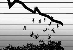 La próxima recesión económica está muy cerca