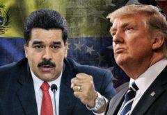 Aire de golpe de estado en Venezuela, con la bendición de Trump.