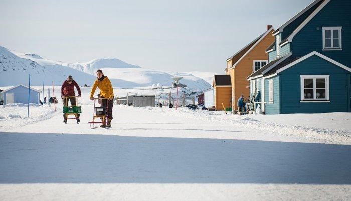 Vivir en el frío: las 10 ciudades más al norte del mundo