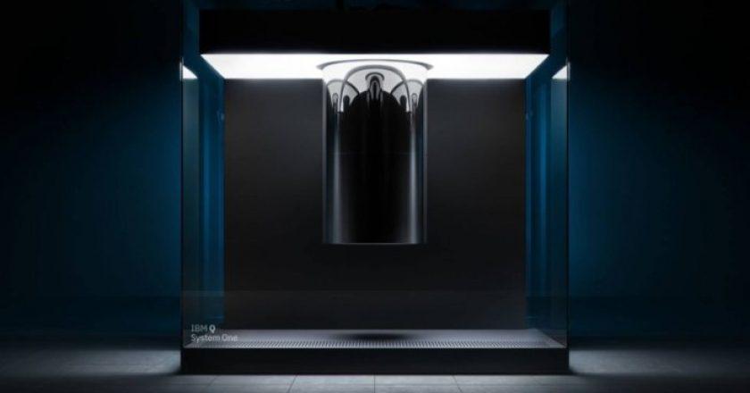 La primera computadora cuántica comercial es IBM