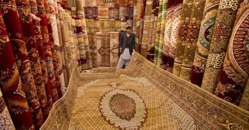 Las 10 alfombras persas más caras del mundo