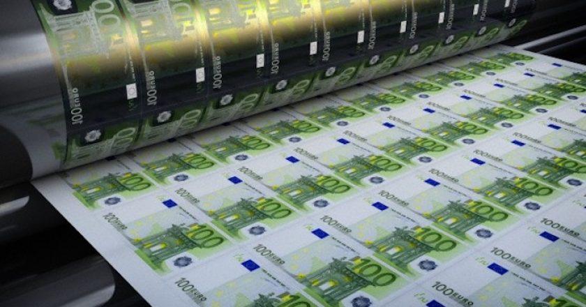 ¿Pueden los estados realmente imprimir todo el dinero que quieren?