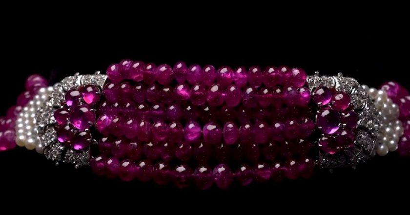 Una subasta extraordinaria- las joyas del antiguo Imperio Maragià