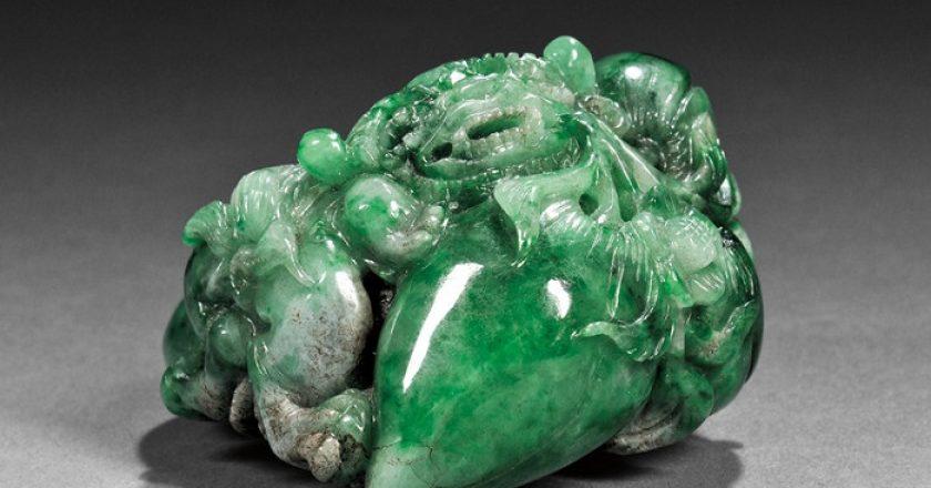 El jade está destinado a volar muy alto