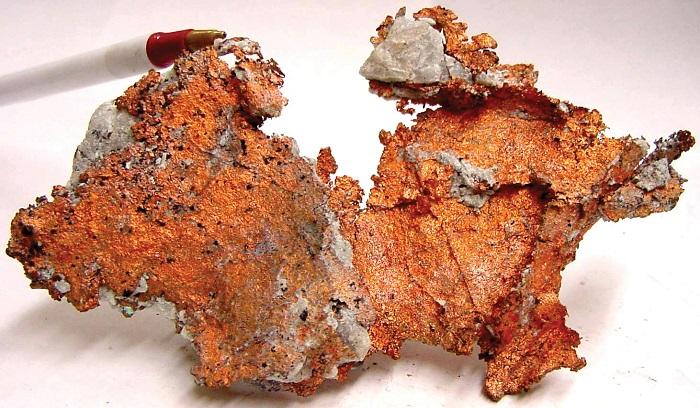 ¿Quién posee las mayores reservas de cobre del mundo?