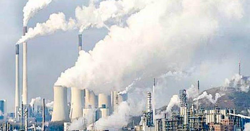 Los 10 países más contaminantes del mundo
