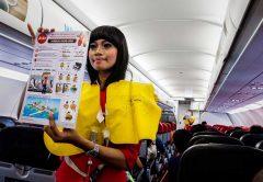 Volar en 2020. Aquí están las aerolíneas más seguras del mundo