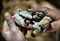 Las mayores reservas de cobalto del mundo