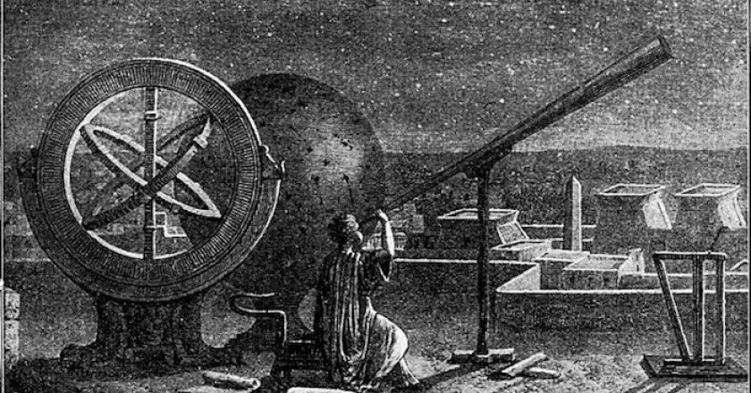 Los 9 primeros y mejores astrónomos de la historia