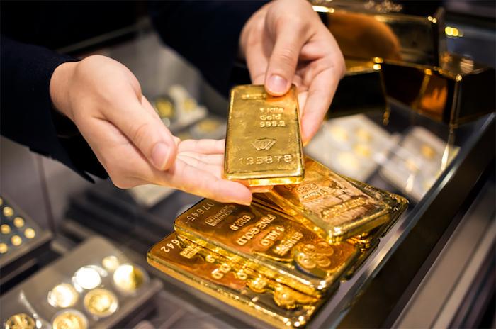 Los inversores están pidiendo oro físico, pero ahora no hay