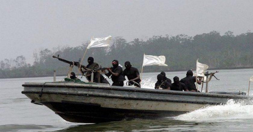 La nueva ruta de los piratas: el Golfo de Guinea