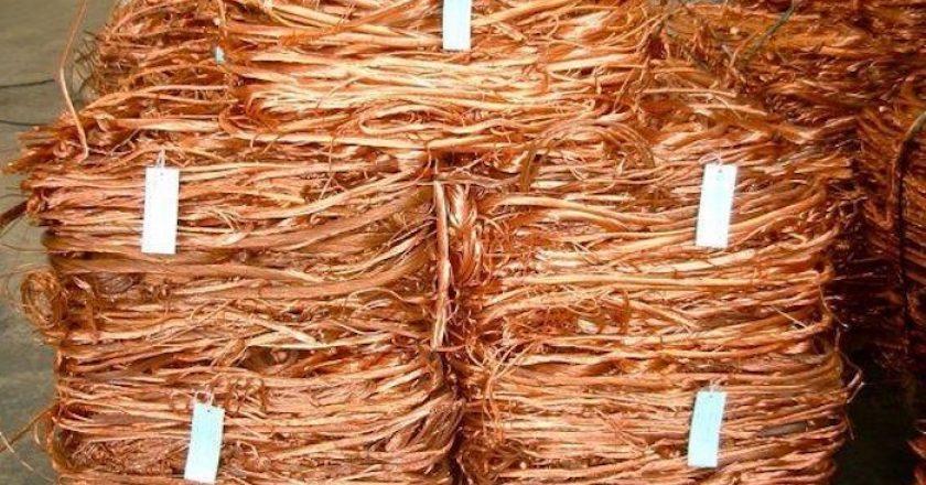 Meses difíciles pero decisivos para la chatarra de cobre en Europa