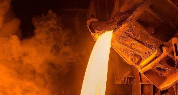 Otro boletín de guerra para el acero: -13% de producción mundial