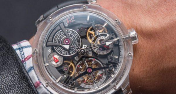10 relojes de hombre que no pasan desapercibidos