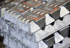 Aluminio cuesta arriba. El mercado apuesta por la recuperación económica