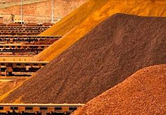Los países productores de hierro más grandes del mundo