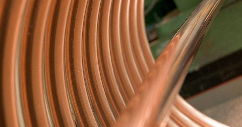 Los precios del cobre no sufren por la pandemia y los fundamentos están mejorando