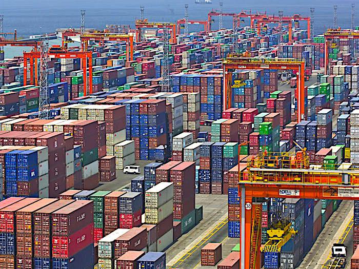 Transporte marítimo desesperado, a pesar de medidas extraordinarias