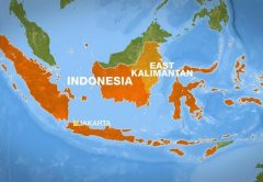 Una nueva metrópoli en la jungla. Indonesia intenta...