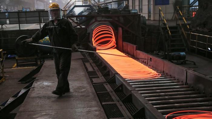 El hierro también está mejor de lo esperado gracias a la recuperación de China