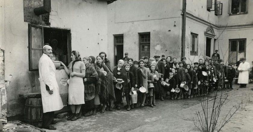 El tifus de Varsovia. Cuando la responsabilidad individual derrotó a la epidemia