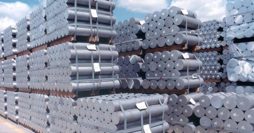 En China, el aluminio se recupera fuerte y constante