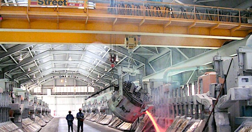 La demanda de aluminio en China sigue fuerte y los precios aumentan