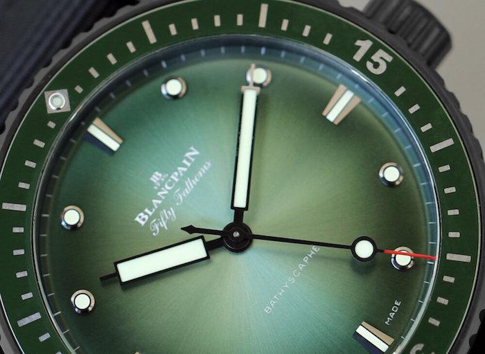 Un reloj excepcional de edición limitada: Blancpain Mokarran