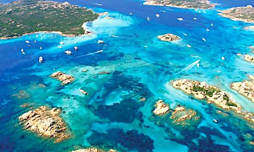8 entre las islas más bellas de Italia y del Mediterráneo