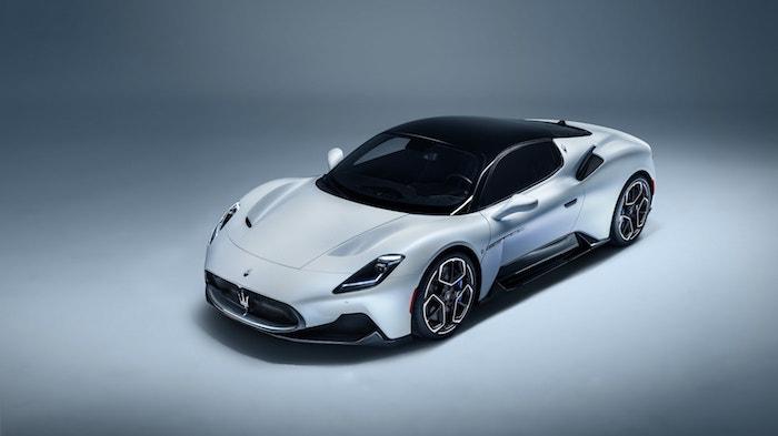 Aquí está el Maserati MC20, el supercar de nueva generación