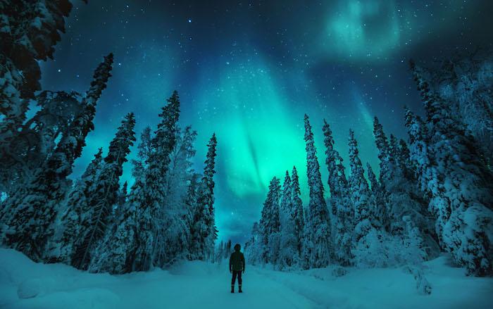 Descubriendo el oro en Laponia central